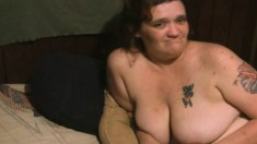 Trailer Park Slut Puts Her Body On Display And Brings A Cock To Orgasm
