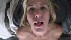 Slut Wife Blowjob Cumshot Facial
