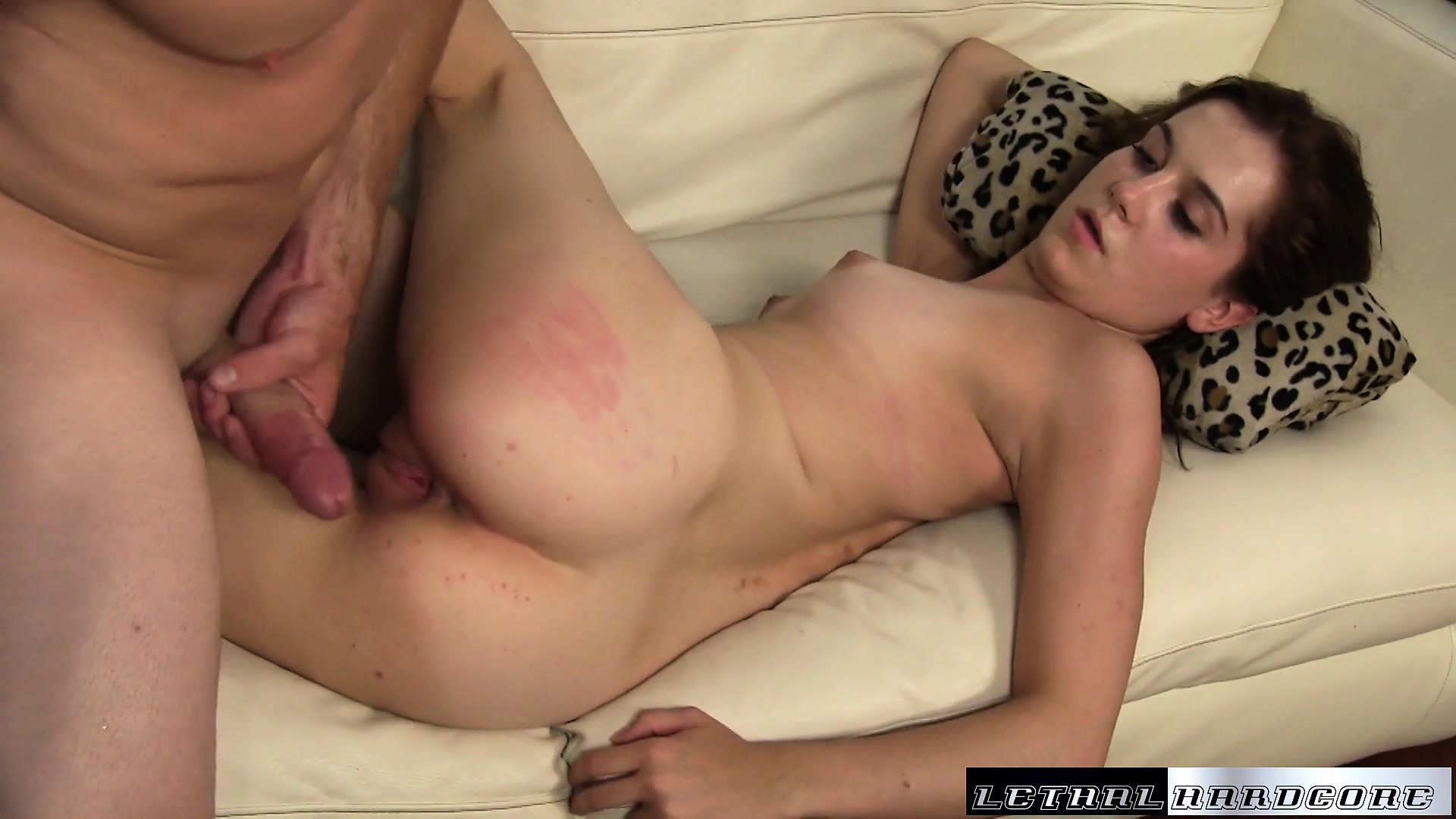 Free High Defenition Mobile Porn Video Lusty Brunette Kasey Warner Gets Her Tight Ass Spanked During Rough Sex On The Couch Hd21 Com