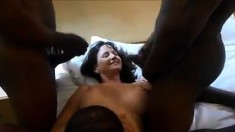 Beautiful Wife Takes Multiple Bbc And Facials -
