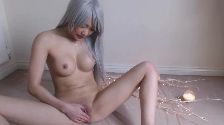 Skinny Teen Webcam Solo