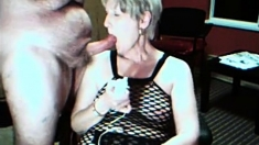 Granny & Granpa On Kinky Webcam Show
