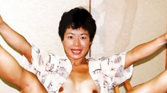 Japanese MILF Yukiko is Wonderful
