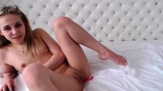 Hot teen webcam masturbation
