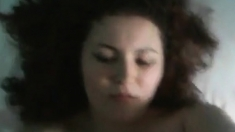 Getting some white girl head with facial and cum swallowing