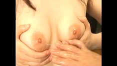 Hot Japanese Titjob