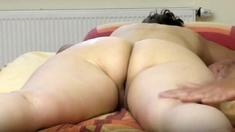Intense Big Butt And Pussy Massage