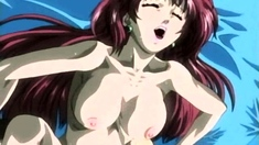 Busty furry hentai girl hot doggystyle fucked